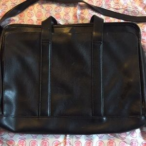 Leather Heritage briefcase